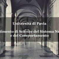Universita di Pavia. Dipartimento di Scienze del Sistema Nervoso e del Comportamento